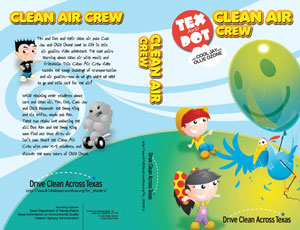 cover of the Clean Air Crew video